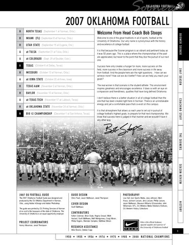 2007 ou football guide by ou athletics issuu  buster and billie 1974 adobe.php #6