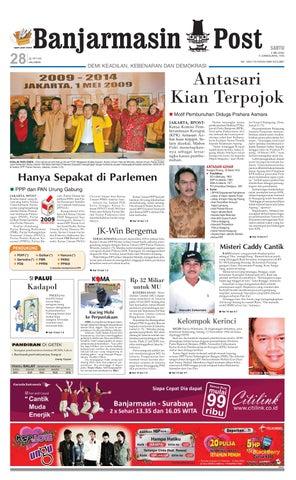 Banjarmasin Post - 2 Mei 2009 by Banjarmasin Post - issuu e2969a6f06