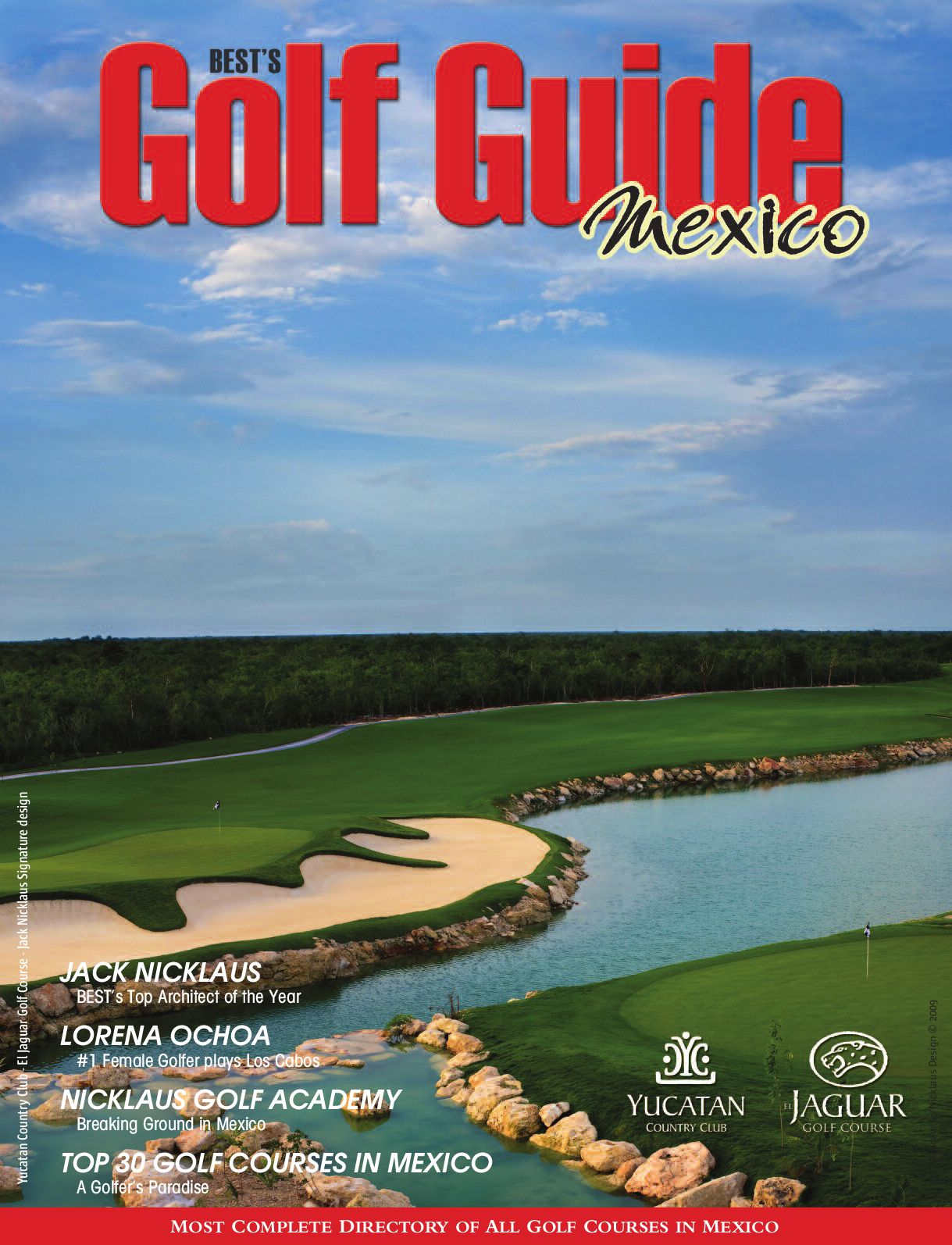 best u0027s golf guide to mexico by charles kinder issuu