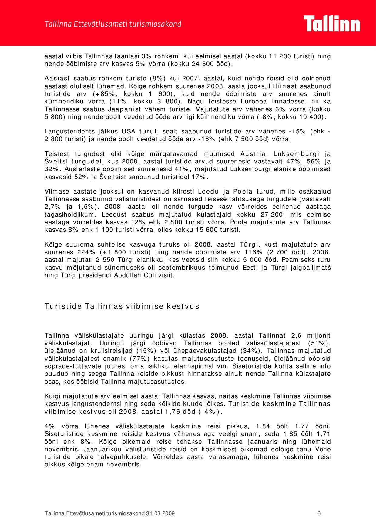 de7f7a983c3 Tallinna Ettevõtlusameti turismiosakond by Tallinn City Tourist Office &  Convention Bureau - issuu