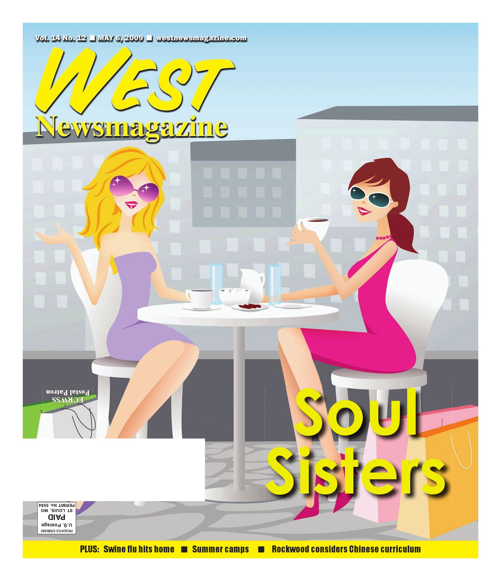 West Newsmagazine May 6 2009 by Newsmagazine Network issuu