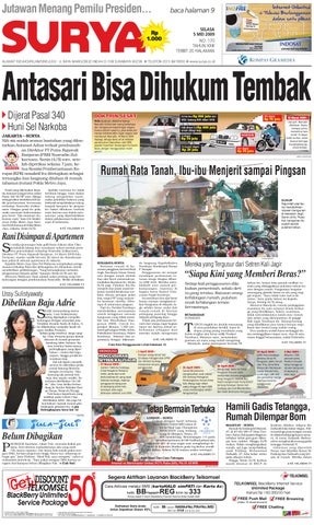 Surya Edisi Cetak 05 Mei 2009 by Harian SURYA - issuu