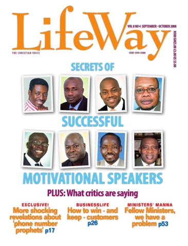 Lifeway Magazine September October Issue By Ideaworks Issuu