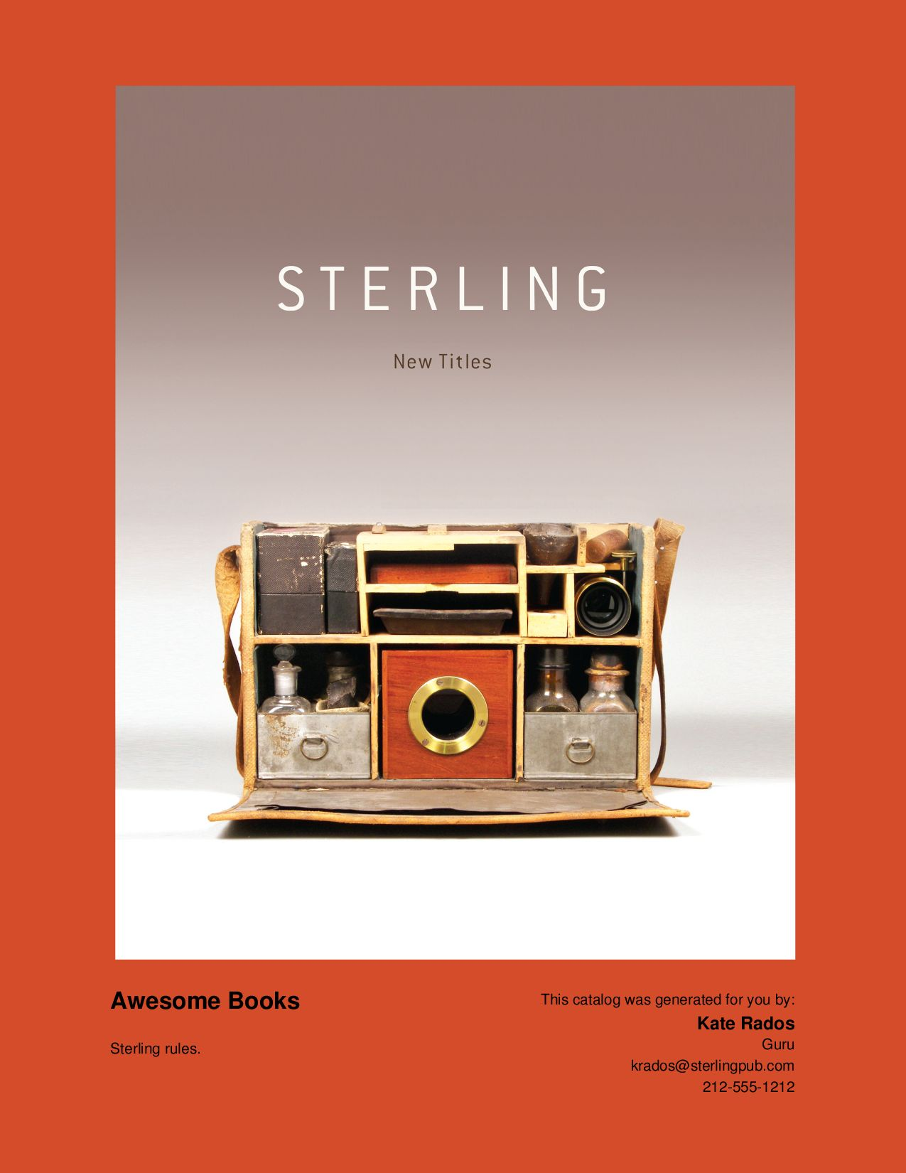 Awesome Books By Sterling Publishing