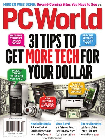 Pcworld2009 04 by shazwaz shah issuu page 1 fandeluxe Image collections