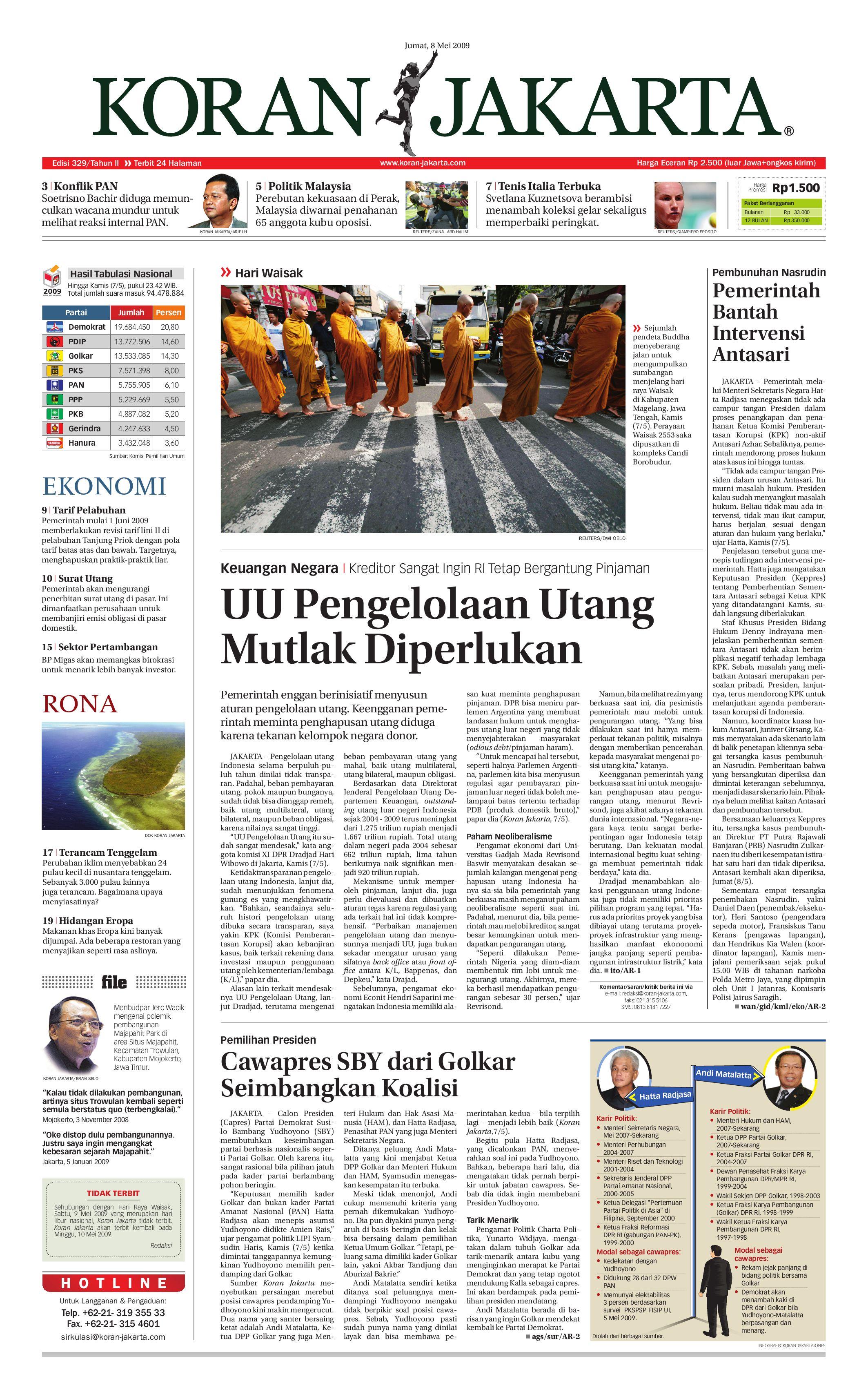 Edisi 329 Jumat 08 Mei 2009 By Pt Berita Nusantara Issuu