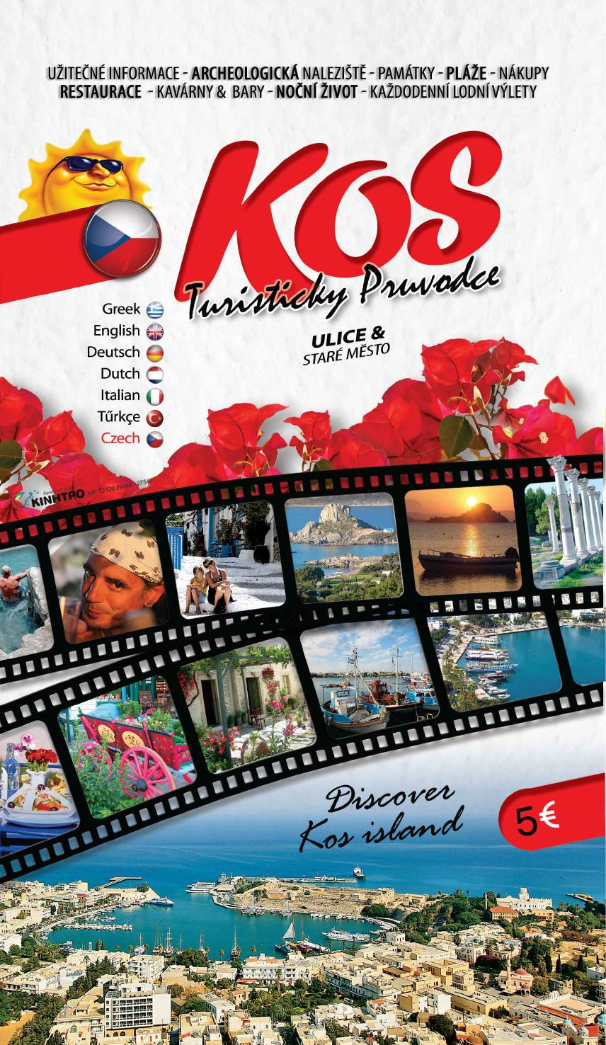 dc619d8fc4f3 Kos Visitor s Guide - Czech by Ioannis Paneras - issuu