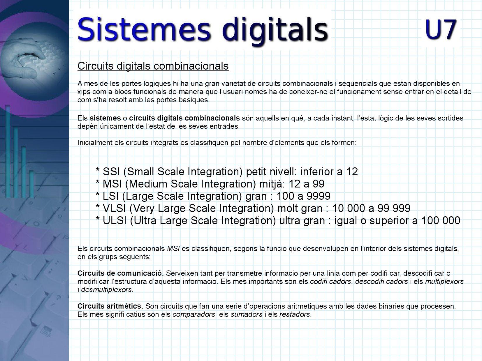 22 Small Scale Integrated Ssi Circuits Unconjuntdesmbolsireglesempratsperrepresentardadesnumriquesoquantitatsnxanxn An1xn1 By Aguirola Issuu