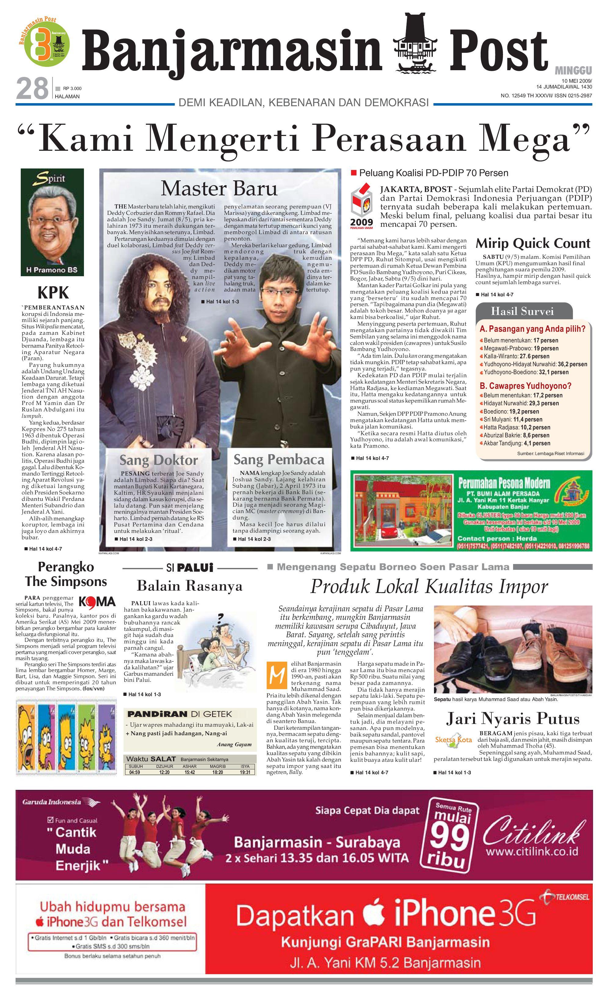 Banjarmasin Post - Edisi Minggu ea71c74f7c