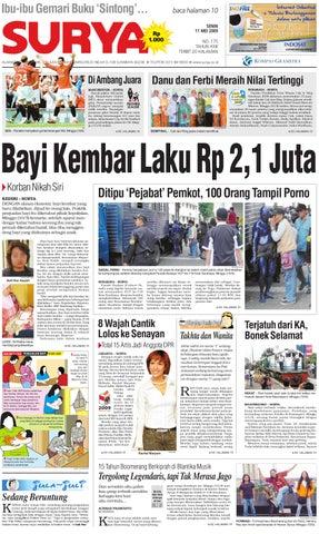 Surya Edisi Cetak 11 Mei 2009 by Harian SURYA - issuu d7b920b8ff