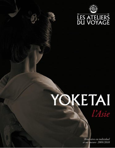 634c4759ba Yoketaï_2009_2010 by Voyages Kuoni - issuu