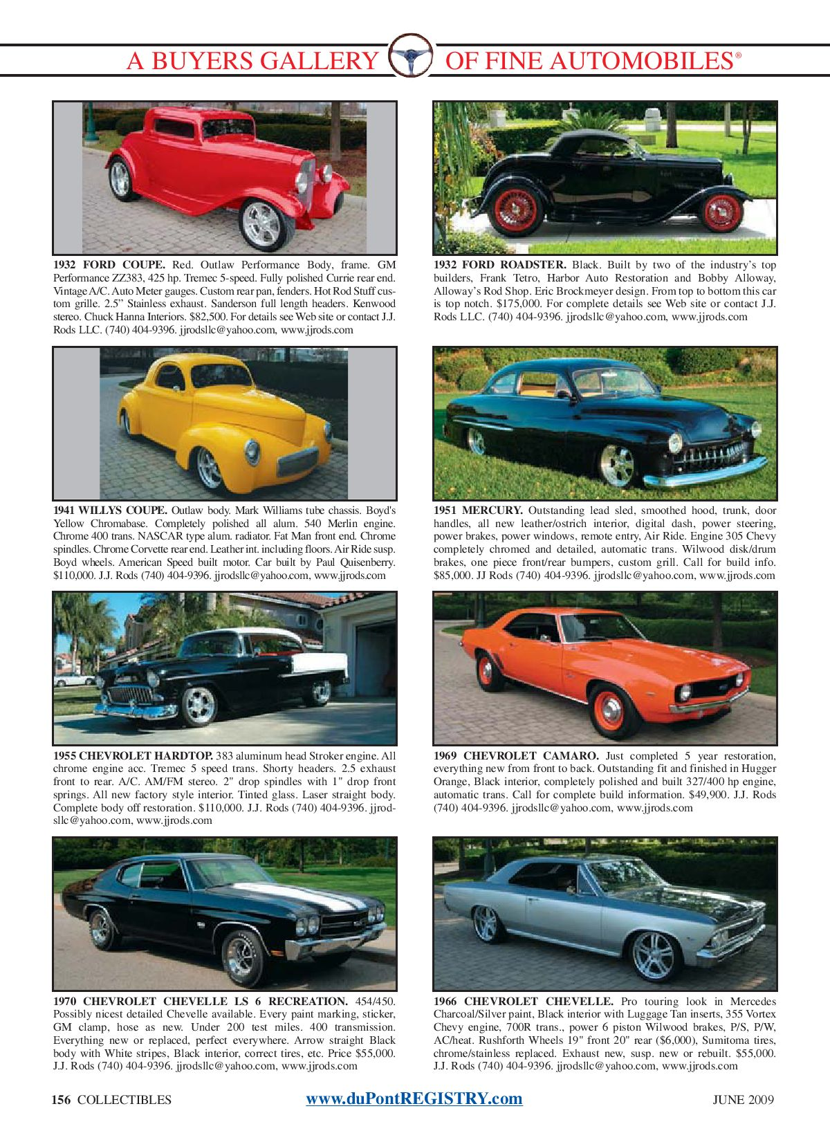 duPontREGISTRY Autos June 2009 by duPont REGISTRY - issuu