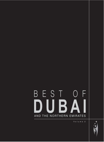 a20aa4f21b48 BEST OF DUBAI - Volume 2 by Sven Boermeester - issuu