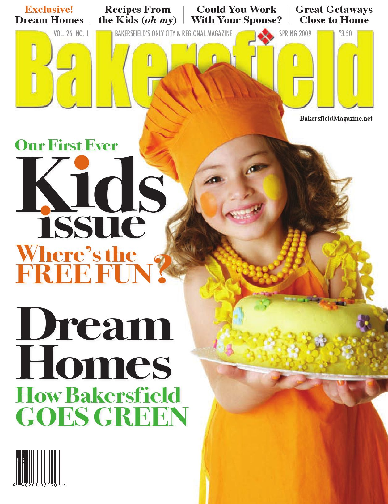Bakersfield Magazine 26 1 Dream Homes By Bakersfield