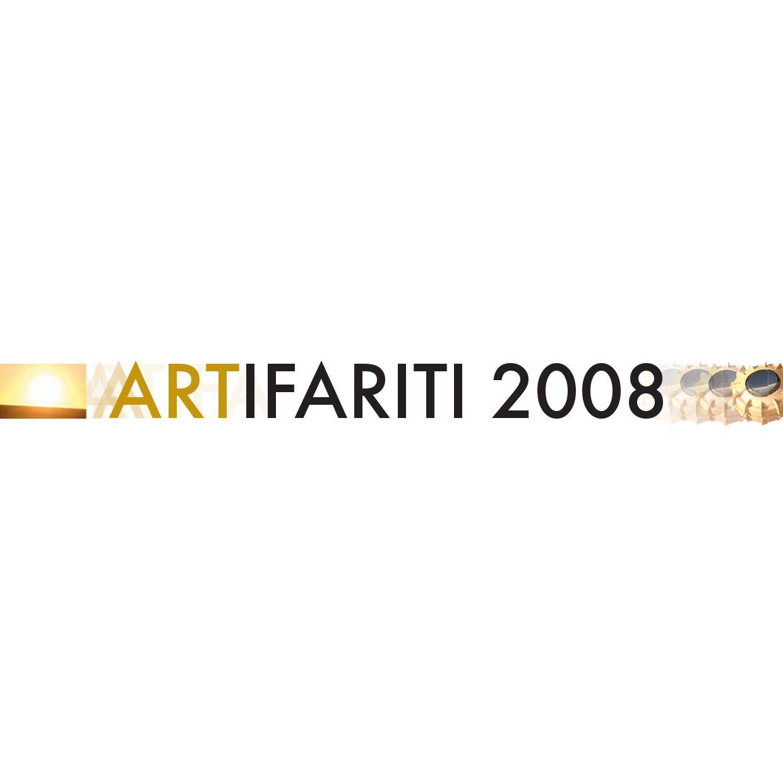 Libro Catálogo ARTifariti 2008 by ARTifariti Sahara - issuu