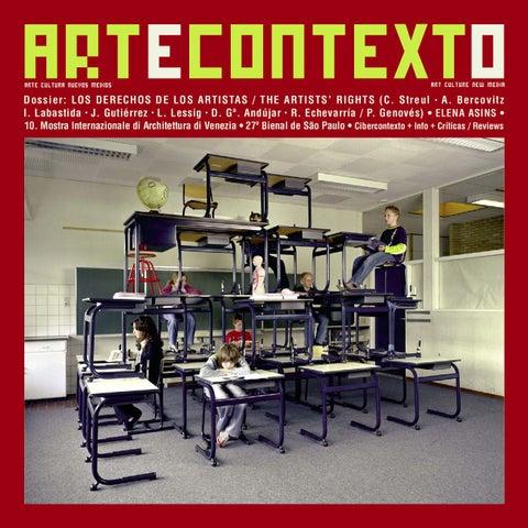 500f63d2106c ARTECONTEXTO Nº12 by ARTEHOY Publicaciones y Gestion SL - issuu