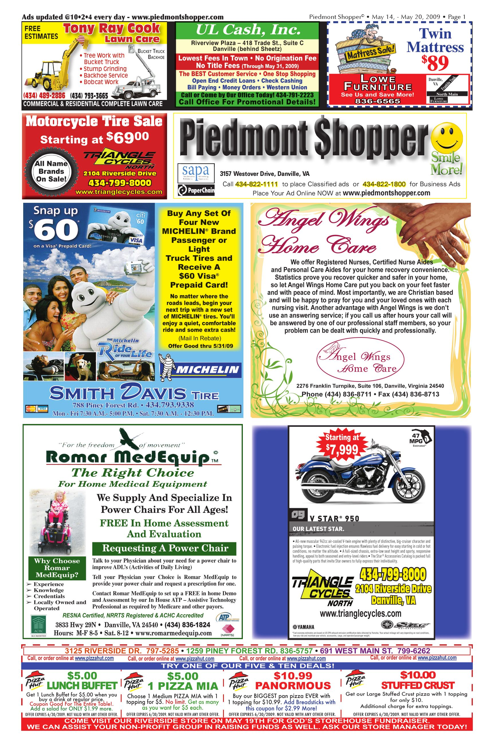 Piedmont Shopper 51409 By Alan Lingerfelt Issuu Injen Focus Fuse Box Cover