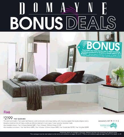 Domayne Bonus Deals