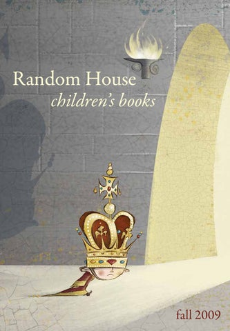 Random house childrens books fall 2009 catalog by random house page 1 fandeluxe Choice Image