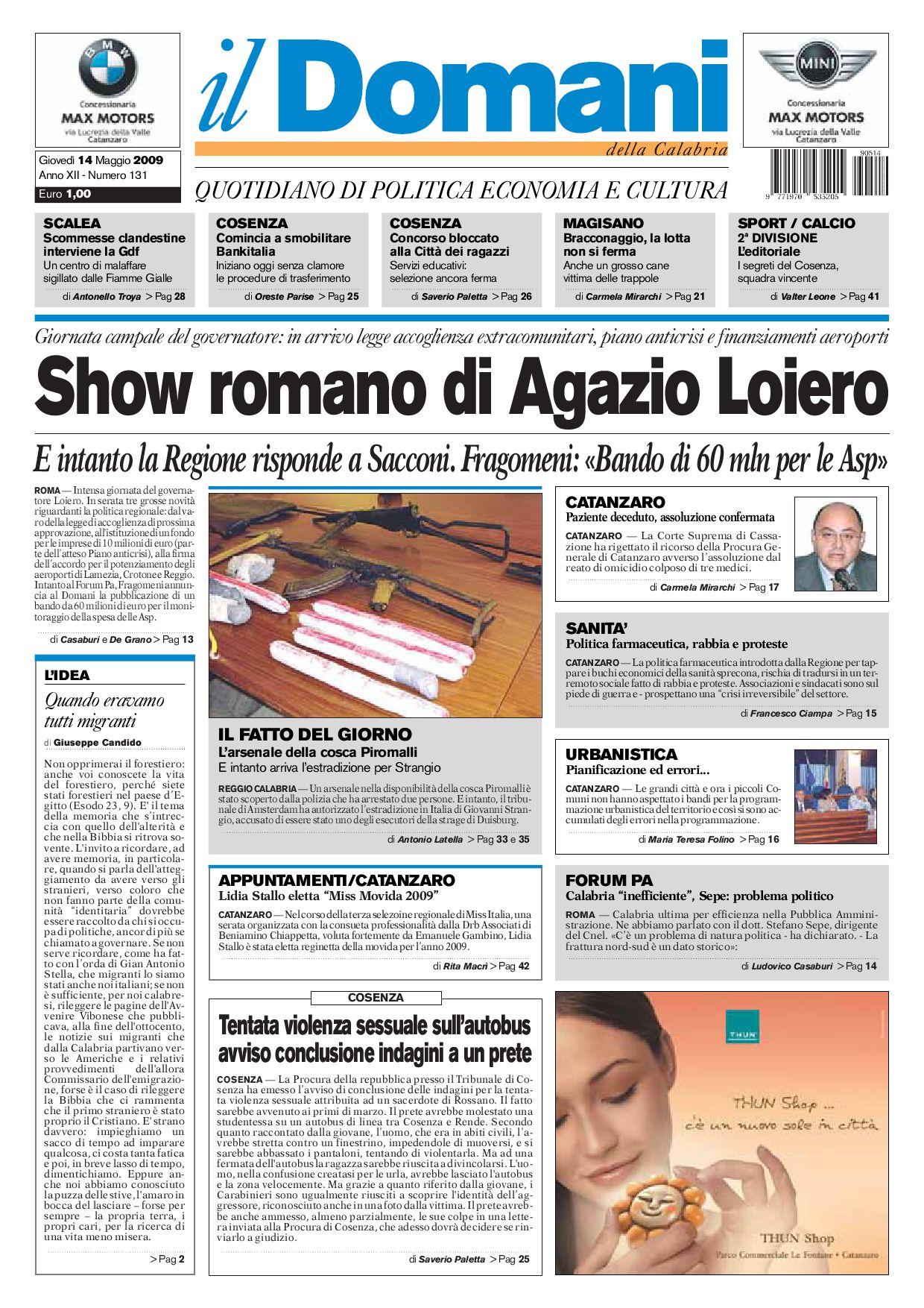 IlDomani By T&P Editori Il Domani Issuu