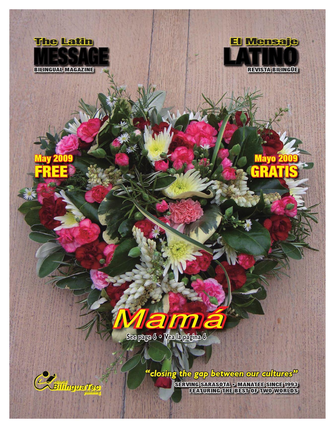 May 2009 by El Mensaje Latino - issuu