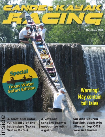 Canoe & Kayak Racing by Dan Grubbs - issuu