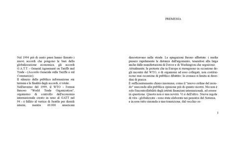 Sul Nuovo Ordine Mondiale by marco tesla issuu