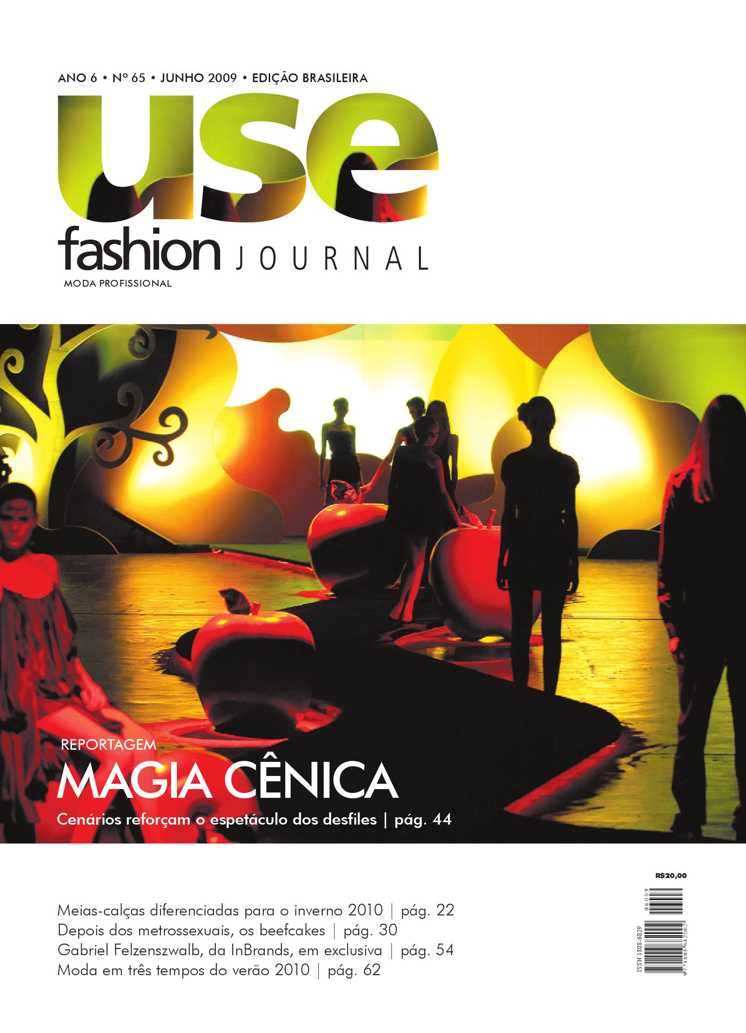 bdfa208df5c UseFashion Journal Junho 2009 by UseFashion - issuu