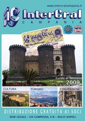 Guida Ai Servizi Intercralcampania 2009 By Ciro De Martino