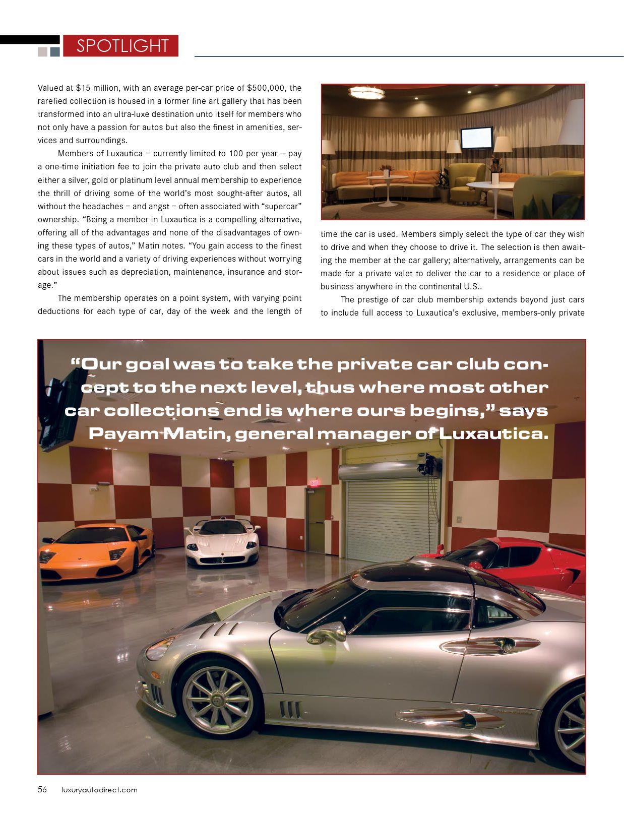 Luxury Auto Direct Magazine by LuxuryAutoDirect com - issuu