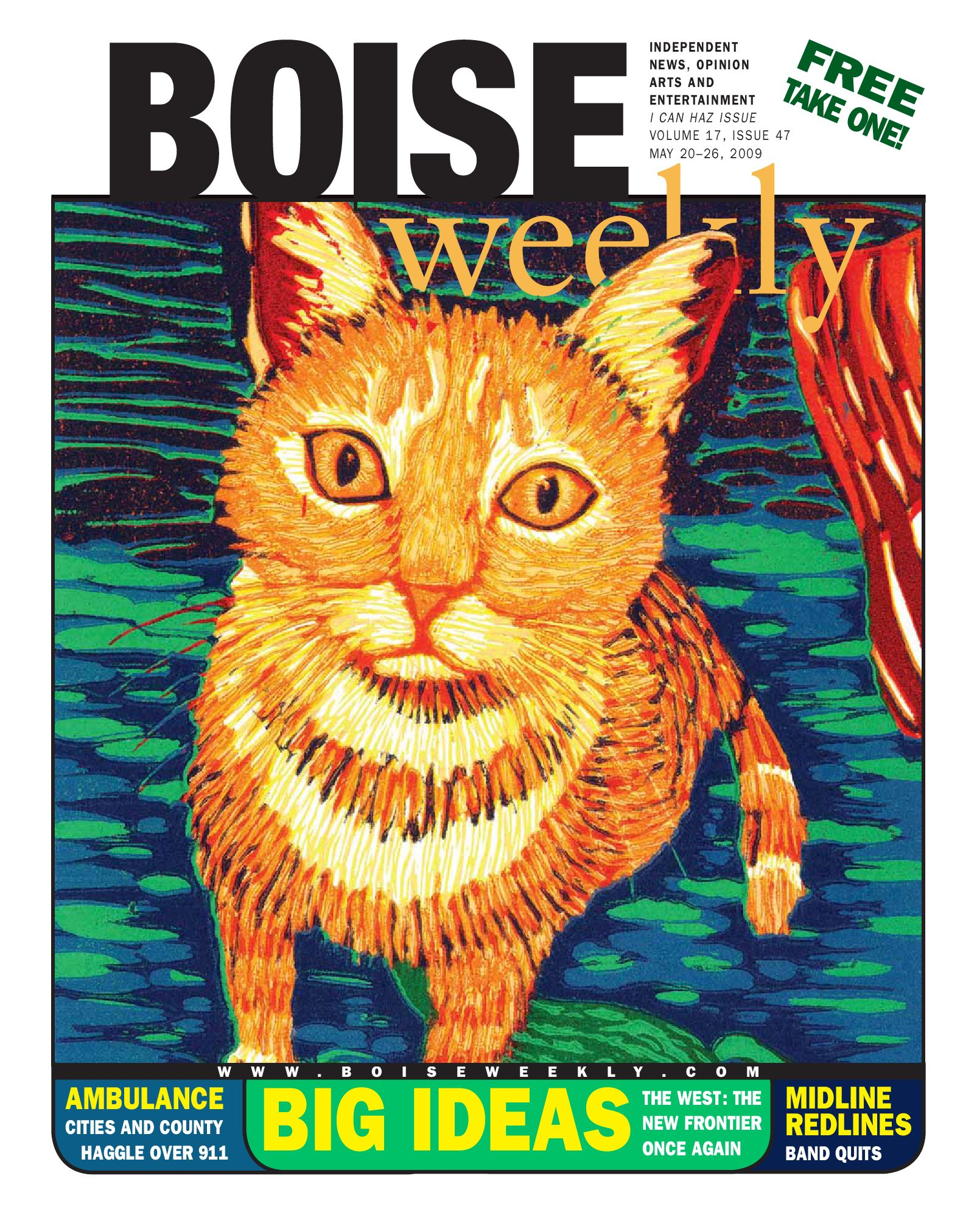 Boise Weekly Vol 17 Issue 47 by Boise Weekly issuu