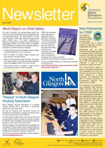 Children 39 S Safety Education Foundation Issuu