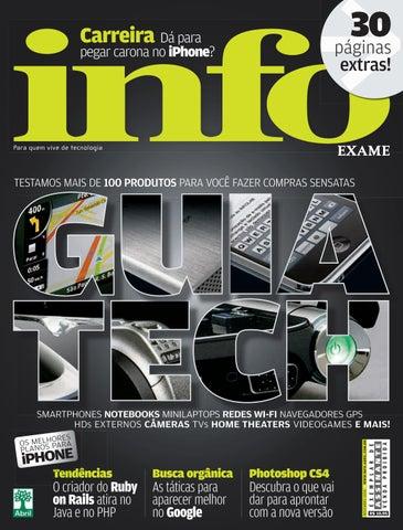 f6a47e0b3ce INFO - Nov 2008 by Revista INFO - issuu