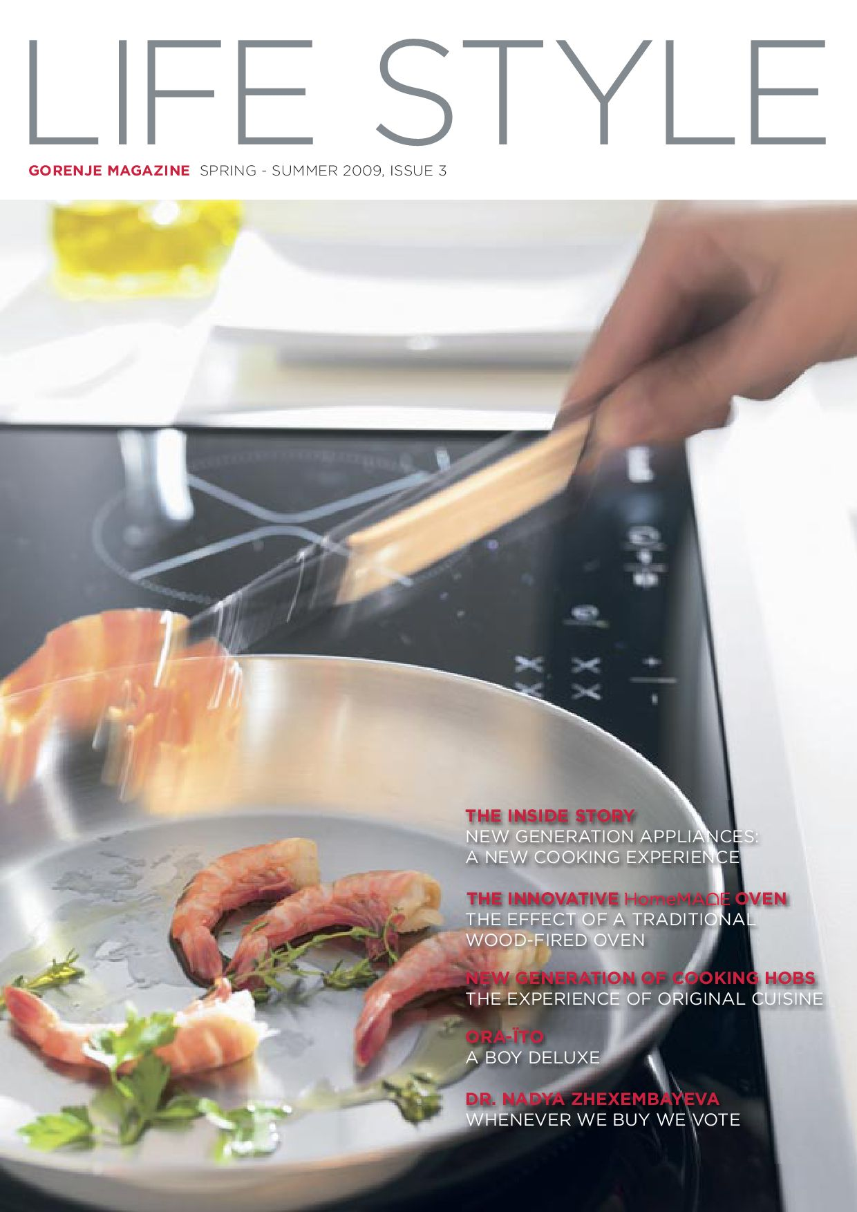 Miracle-electric oven for unusual dishes