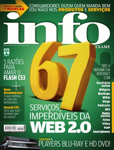 e5390a0e137 INFO - Mai 2007 by Revista INFO - issuu