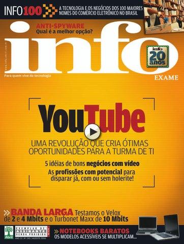 b32339ec7469 INFO - Ago/2006 by Revista INFO - issuu