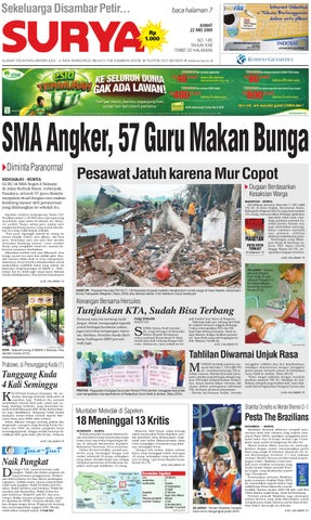 Surya Edisi Cetak 22 Mei 2009 by Harian SURYA - issuu a02578adff
