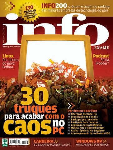 e75684fd3 INFO - Ago 2005 by Revista INFO - issuu