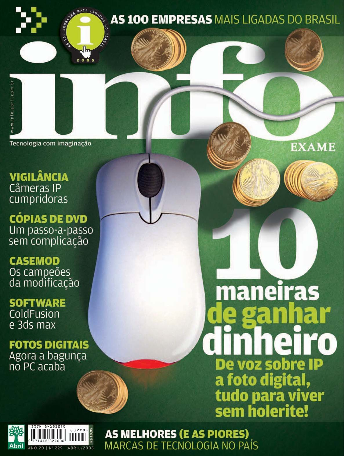 977c977a47 INFO - Abr 2005 by Revista INFO - issuu