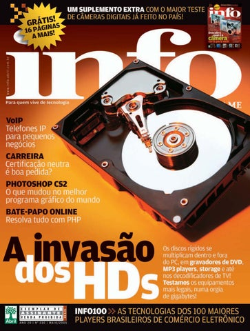 7d61b04bc7960 INFO - Mai 2005 by Revista INFO - issuu