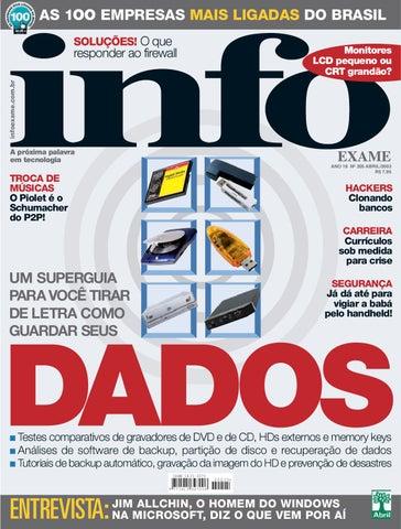 863414861e0 INFO - Abr2003 by Revista INFO - issuu