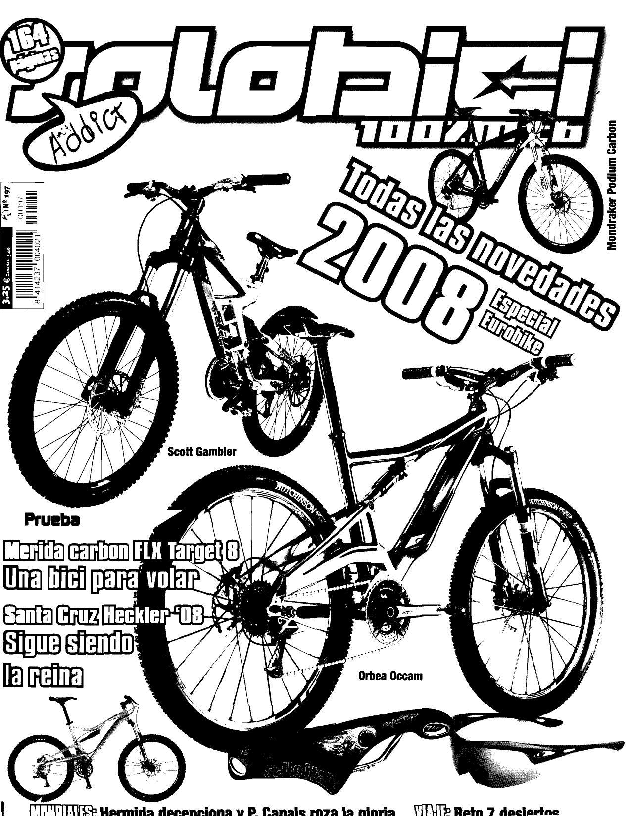 Revista bicicletas de montaña by Villarrasero - issuu