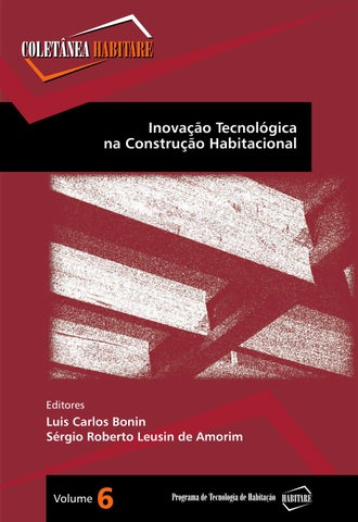 32303872be4 Coletânea 6 Inovação tecnológica na construção habitacional by ...
