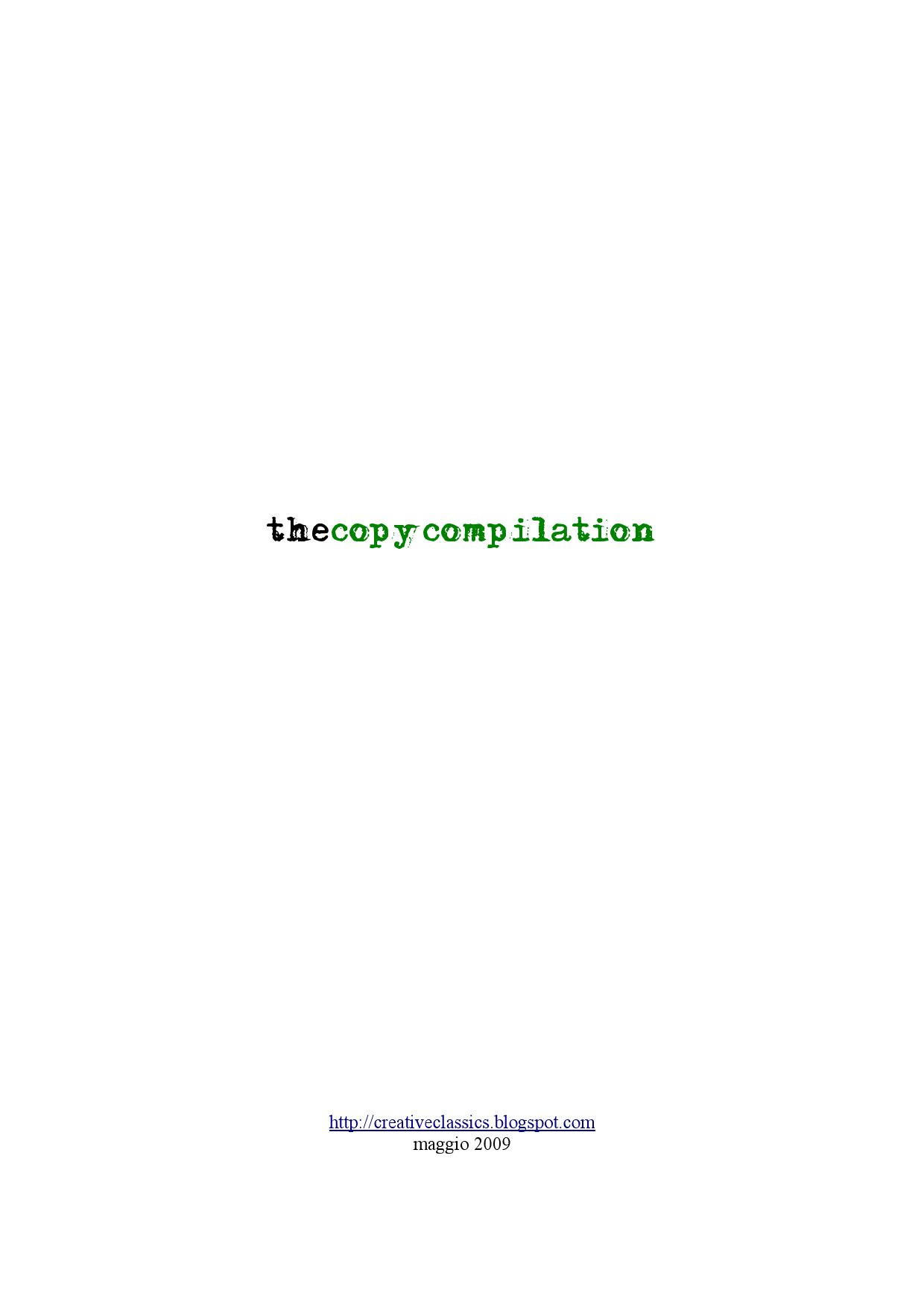Scusa Ma Tu Suoni the copy compilation by giovanni re - issuu
