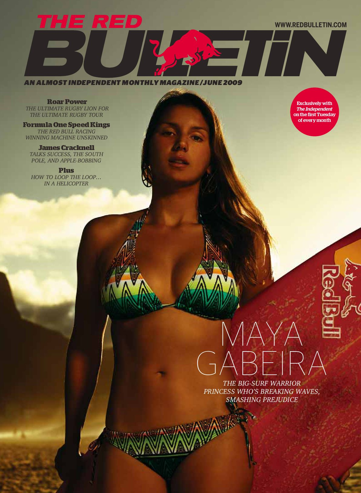 e07d3f2cc4 The Red Bulletin_0609_UK by Red Bull Media House - issuu