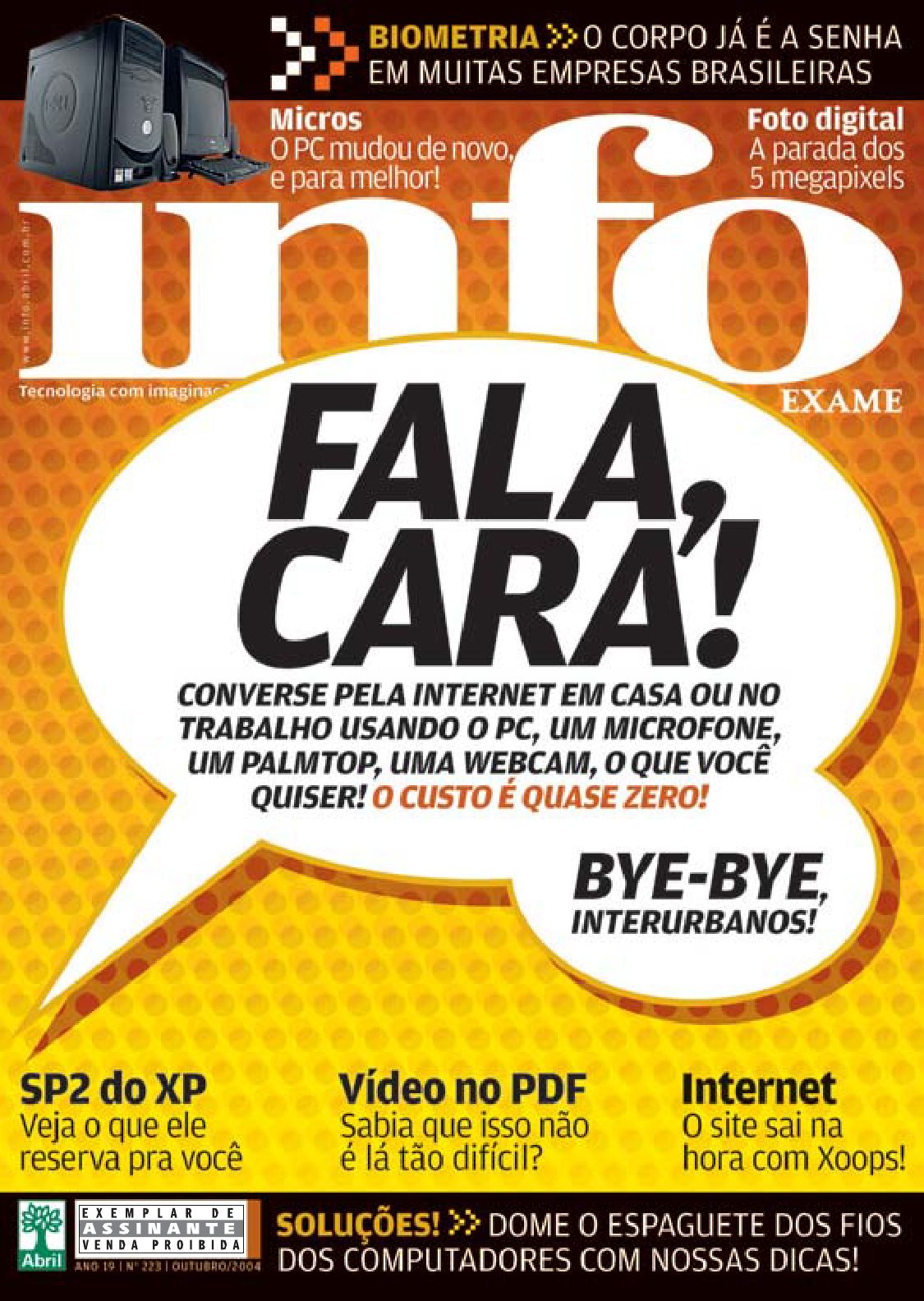 faceff2d552 INFO - Out 2004 by Revista INFO - issuu