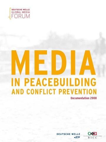 Documentation Of The Deutsche Welle Global Media Forum 2008 By Deutsche Welle Issuu