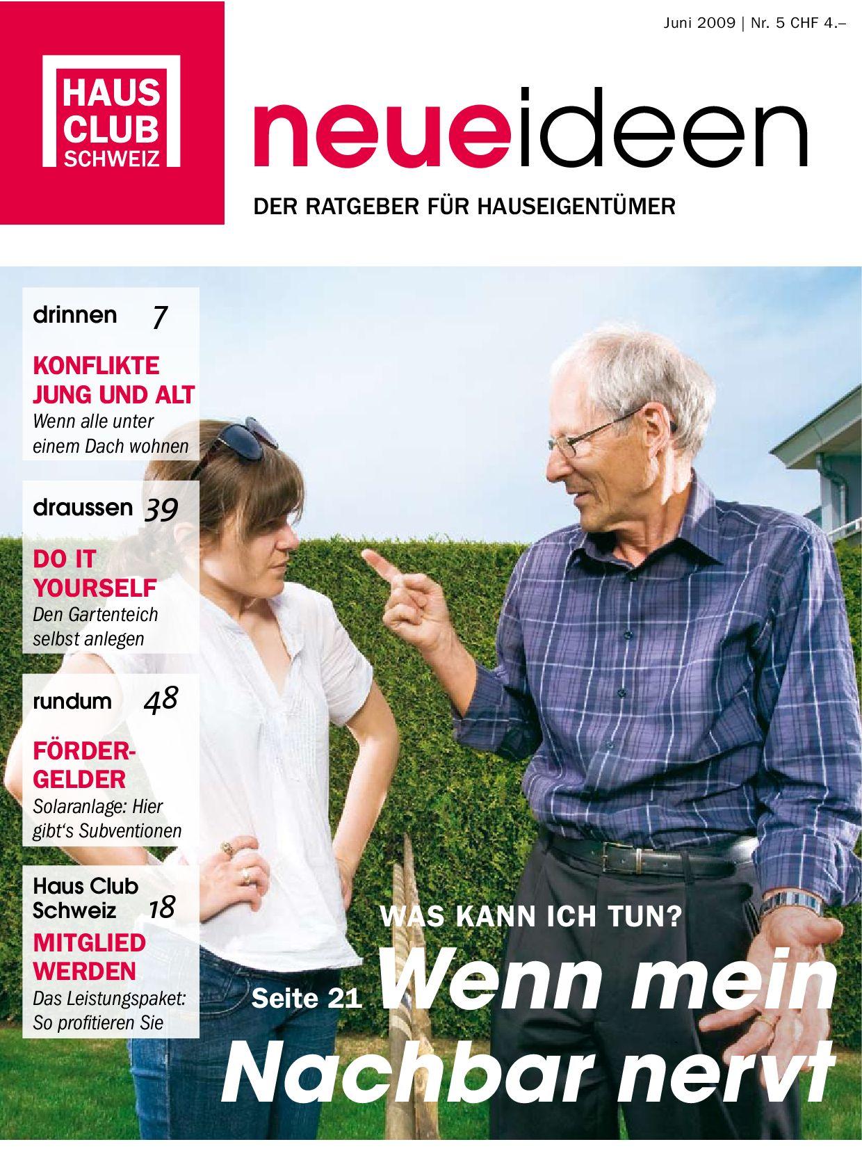 neue-ideen Ausgabe Nr.05 | Juni by HAUS MAGAZIN - issuu