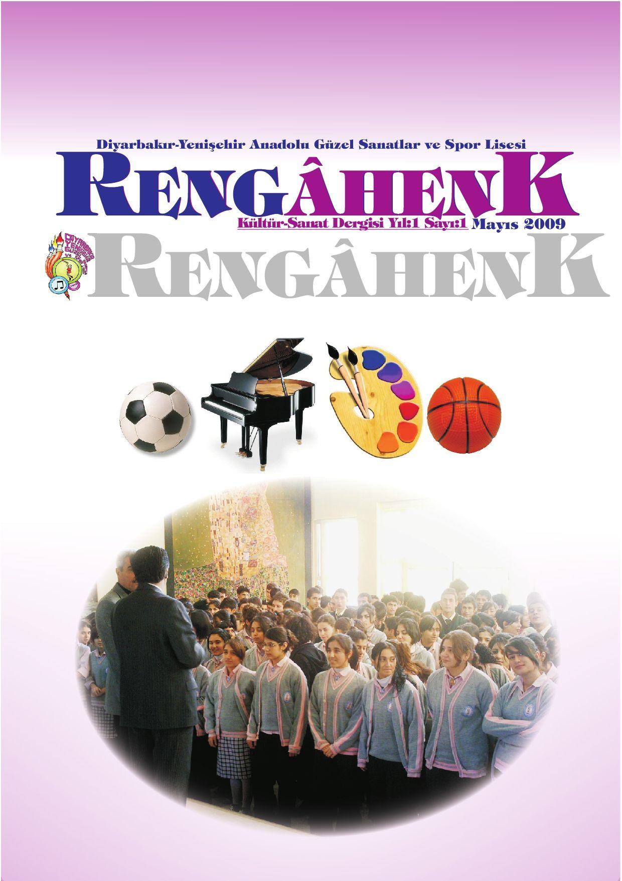 Rengahenge Hos Geldiniz By Fethullah Yuzugullu Issuu