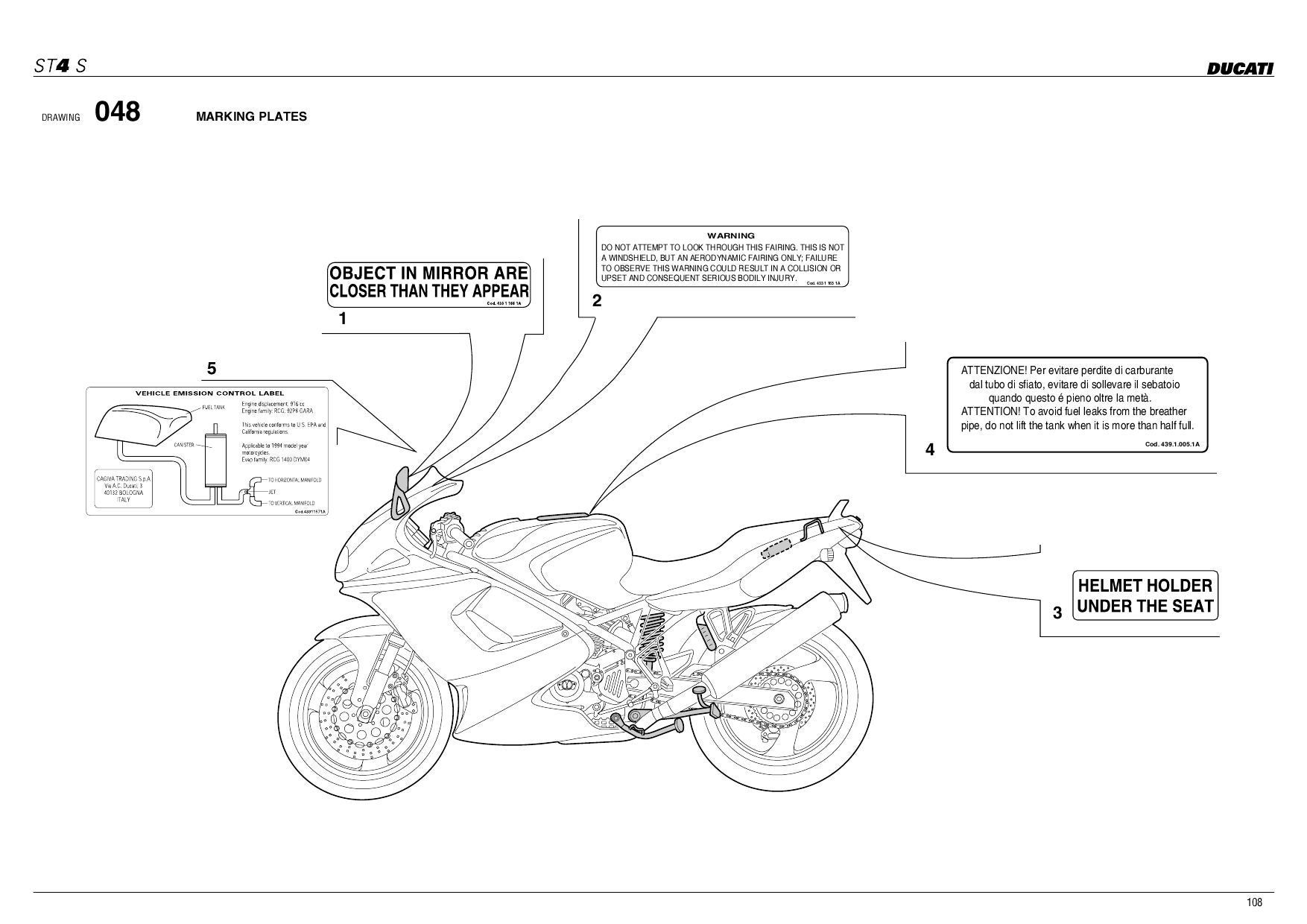 St4spdf By Ducati Omaha Issuu Engine Diagram